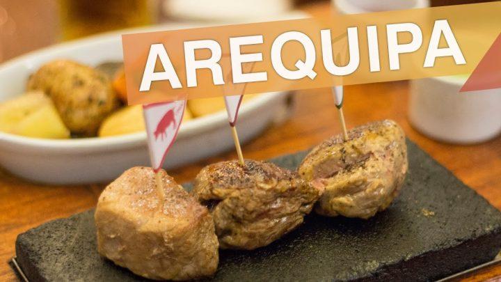 Arequipa – Peru :: Ep. 04 :: Onde comer o melhor da cozinha arequipeña :: 3em3
