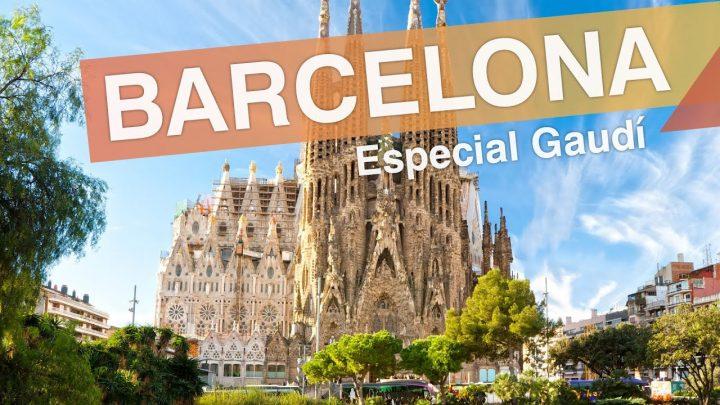 Barcelona – Espanha :: Ep. 02 :: Especial Gaudí :: 3em3