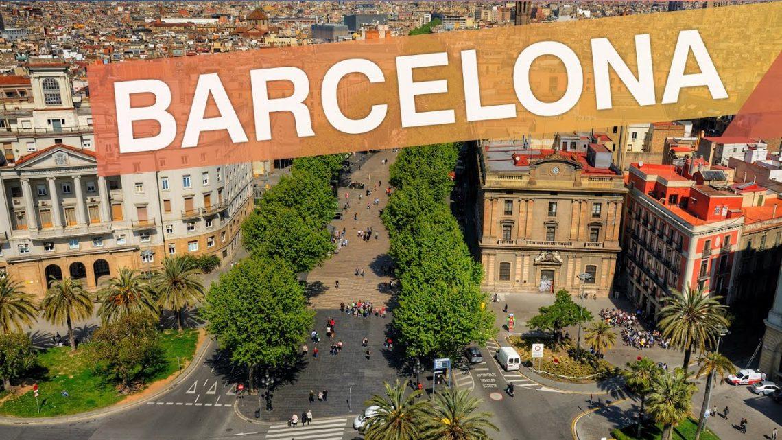 Barcelona – Espanha :: Ep. 03 :: 3 locais para visitar na cidade :: 3em3