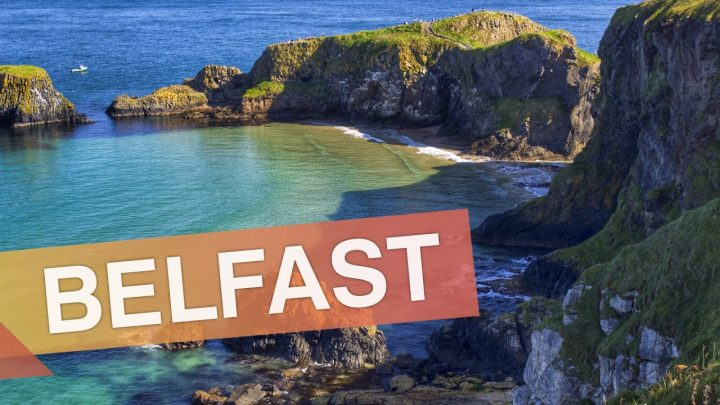 Belfast – Irlanda do Norte :: 3 passeios em 3 minutos :: 3em3