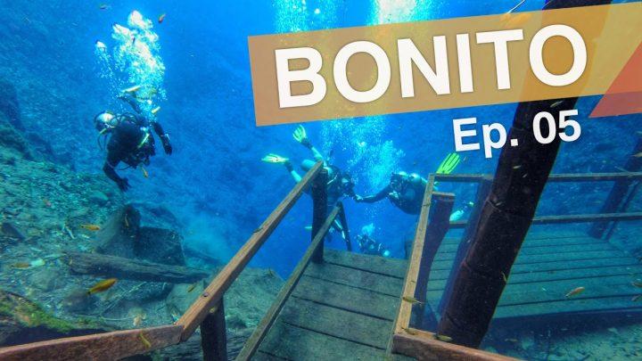 Bonito – Brasil :: Ep. 05 :: Lagoa Misteriosa – Rio da Prata – Estância Mimosa :: 3em3