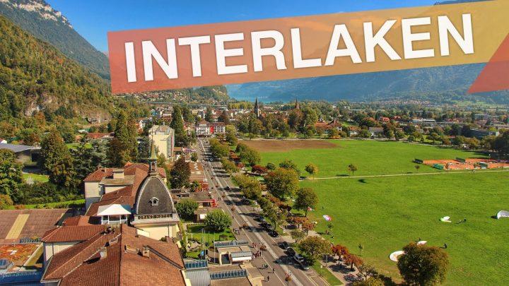 Interlaken – Suíça :: Ep.03 :: 3 passeios obrigatórios pra quem visita a cidade :: 3em3