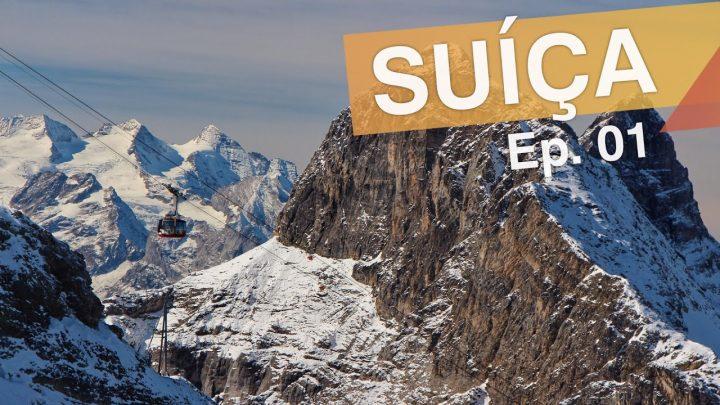 Lucerna – Suíça :: Ep.01 ::  3 atrações imperdíveis da Suíça Central :: 3em3
