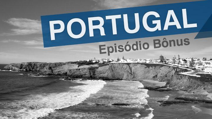 Road Trip em Portugal (Episódio Bônus) :: 3em3
