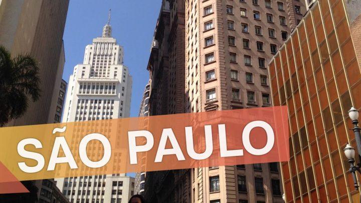 São Paulo – Brasil :: 3 vistas panorâmicas em 3 minutos :: 3em3