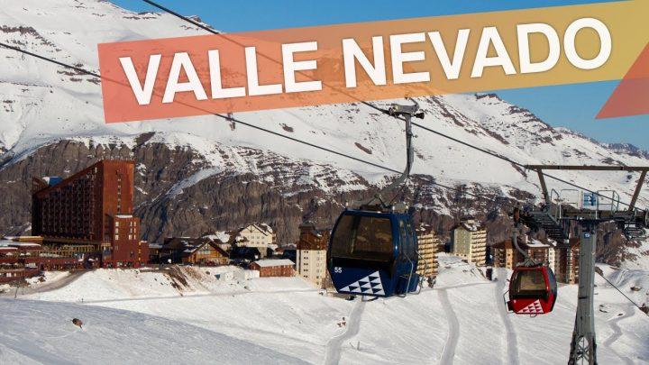 Valle Nevado – Chile :: Como é esquiar se hospedar na maior estação de ski do Chile :: 3em3