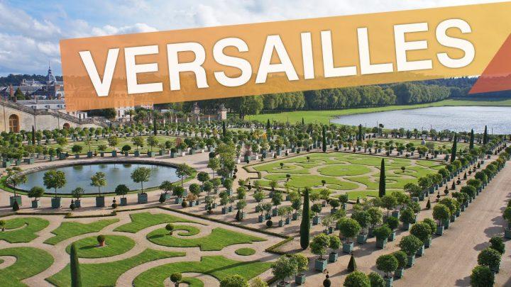 Versailles – França :: 3 motivos pra conhecer a cidade :: 3em3