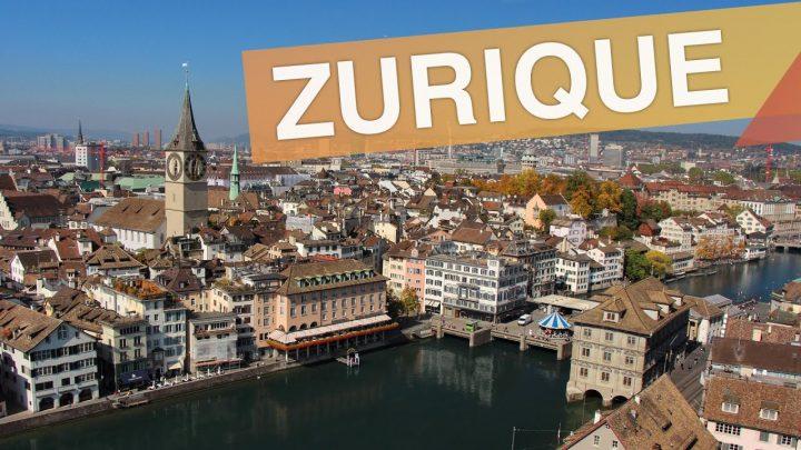 Zurique – Suíça :: Ep.05 :: 3 atrações grátis para visitar na cidade :: 3em3
