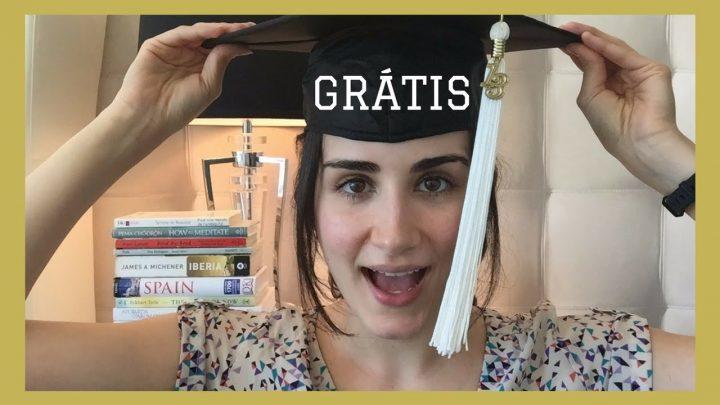 Como estudar em universidades americanas DE GRAÇA (e online)