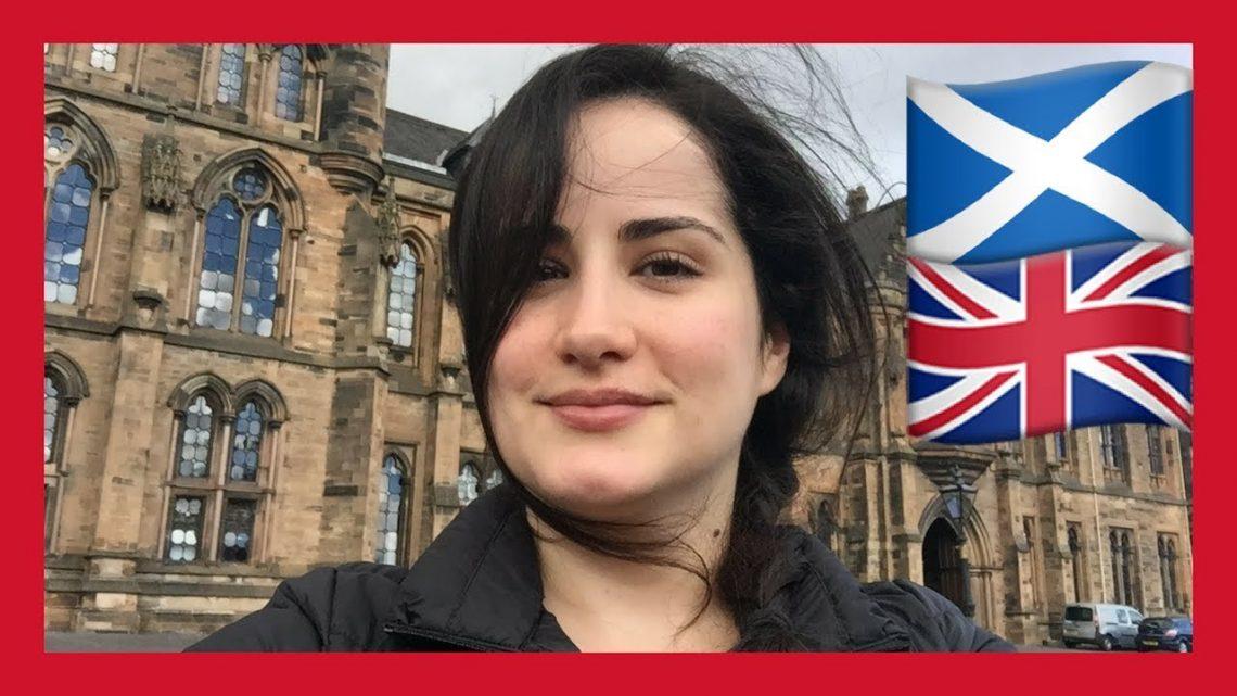 Venha comigo à GLASGOW! | Vlog na Escócia 🇬🇧