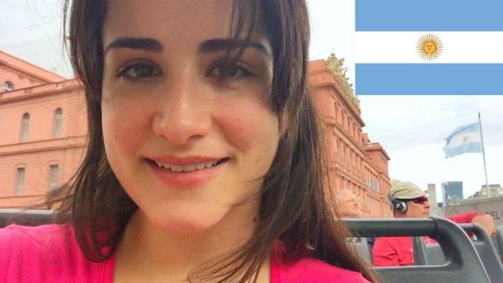 ¡CONOZCA BUENOS AIRES CONMIGO! | Vlog en Argentina 🇦🇷
